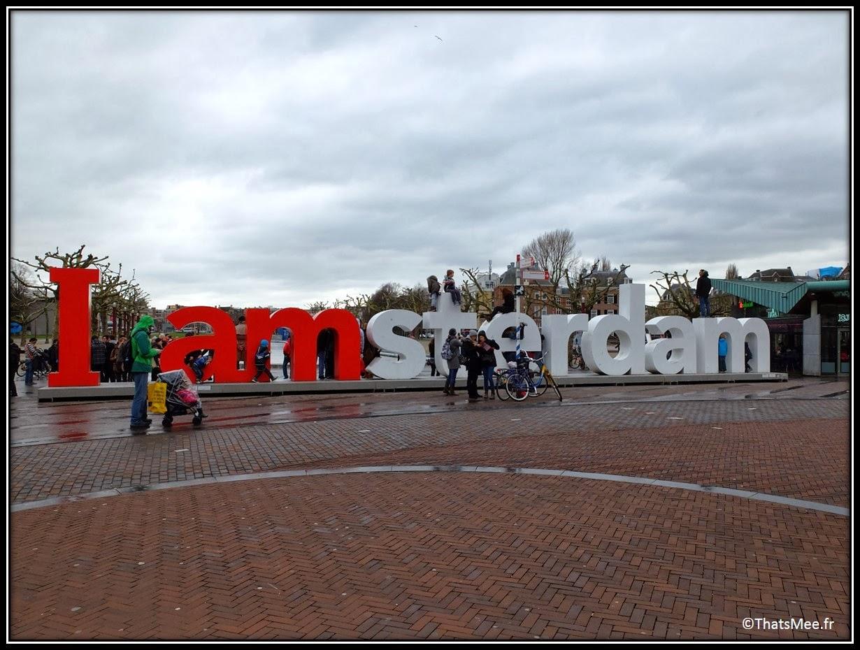 IAMSTERDAM sculpture installation Museumrik Amsterdam