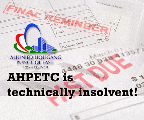 MND declares AHPETC insolvent
