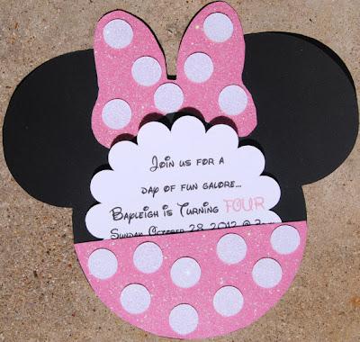 Minnie Mouse - Decoración De Fiestas De Cumpleaños ...