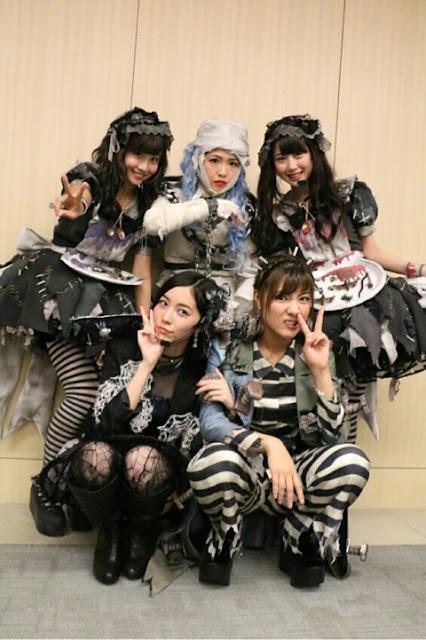 AKB48 ハロウィン・ナイトのコスプレ Halloween Night Cosplay 4