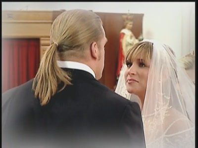 triple h paul levesque and stephanie mcmahon wedding