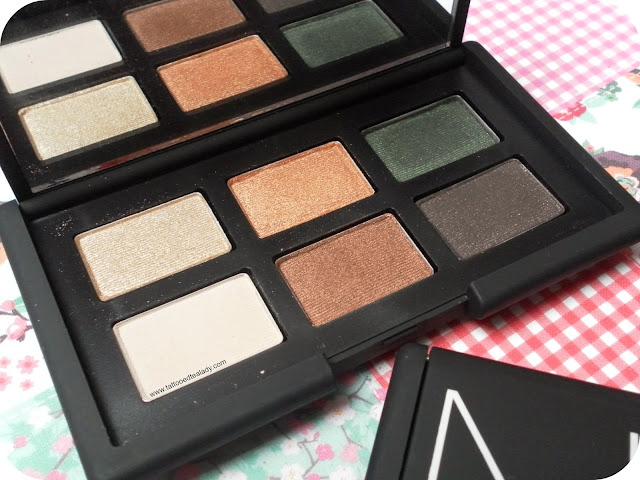 NARS Ride Up To The Moon Palette