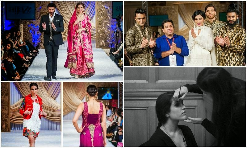 Pakistan Fashion Week 7 in London