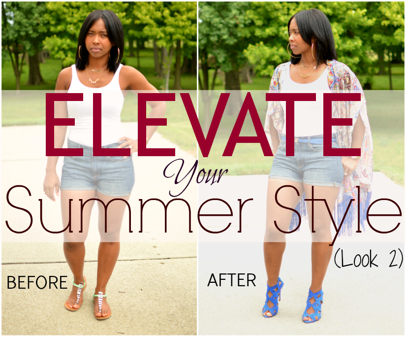 Summer Style Series: Elevate Your Summer Style