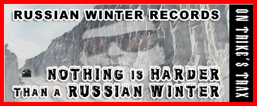 Russian Winter Records