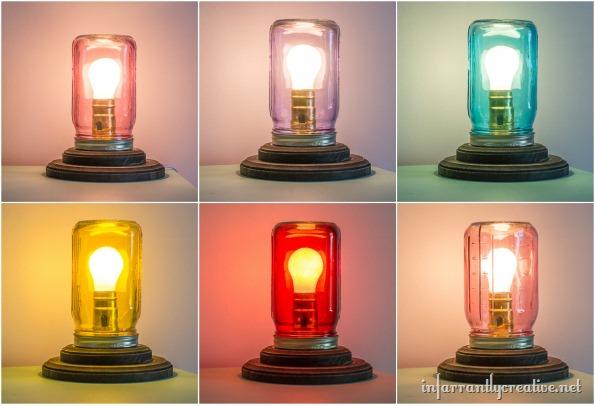 http://www.infarrantlycreative.net/mason-jar-lighting-lamp/