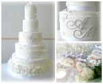 wedding cake per il calciatore della Nazionale Aquilani
