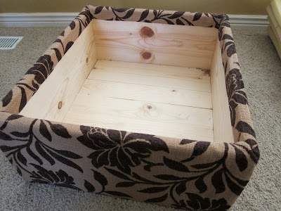 - Do It Yourself Divas: DIY: Ottoman; Build Your Own From Scratch