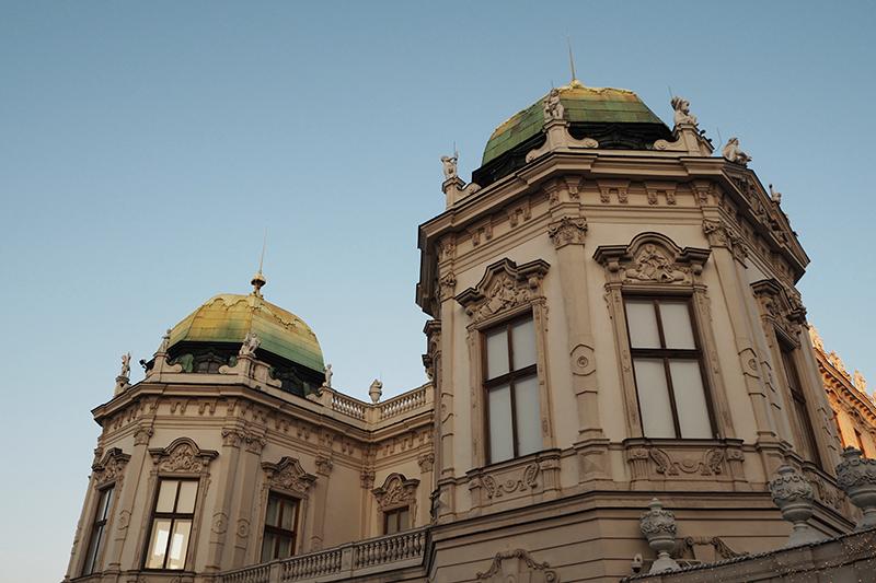 Vienna Schloss Belvedere