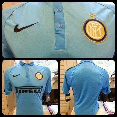 gambar asli hasil photo Jersey Inter milan third Official terbaru musim 2014/2015