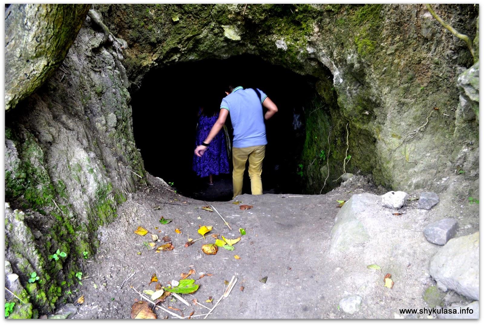 Dipnaysupuan Japanese Tunnel, Batanes