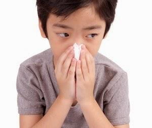 alergi pada anak yang disebabkan karena makanan