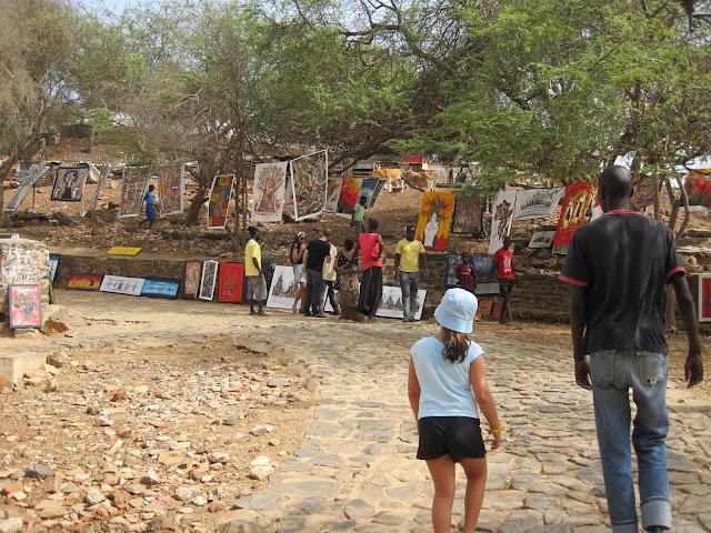 IMG_2803 ▷ La Isla de Gorée, la isla de los esclavos.