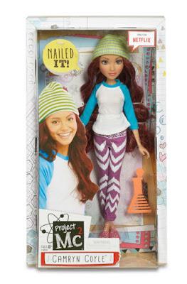 TOYS : JUGUETES - Project Mc2  Camryn Coyle   Muñeca - Doll Producto Oficial Serie TV Netflix 2015   MGA 537564   A partir de 6 años Comprar en Amazon España & buy Amazon USA