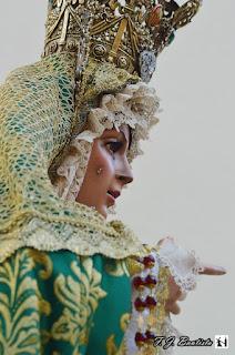 Macarenita de la calle Parras