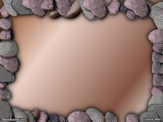 Background Power Point Batu