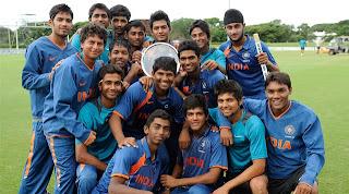 india-U19-team