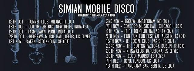 Simian Mobile Disco & Cosmin TRG – Surströmming