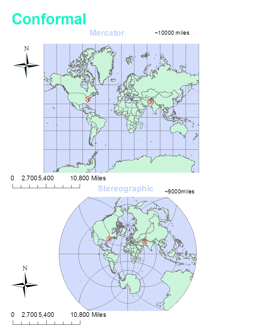 lab 5 map projections
