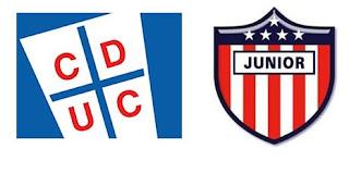 Partido Universidad Católica Vs Atlético Junior – Copa Libetadores