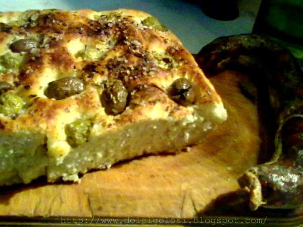 Dolcigolosità-Focaccia-pizza
