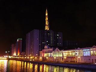 Recife Cidade Noite