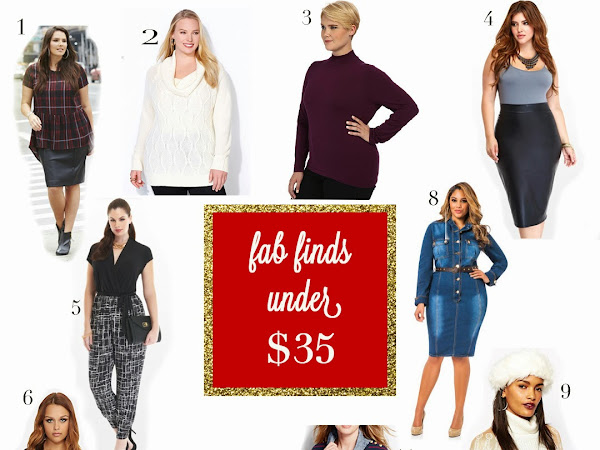 Fab Finds Under $35