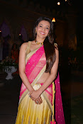 kajal agarwal photos in half saree-thumbnail-13