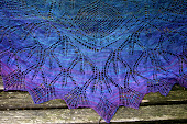 In Dreams Shawl ( full pattern)