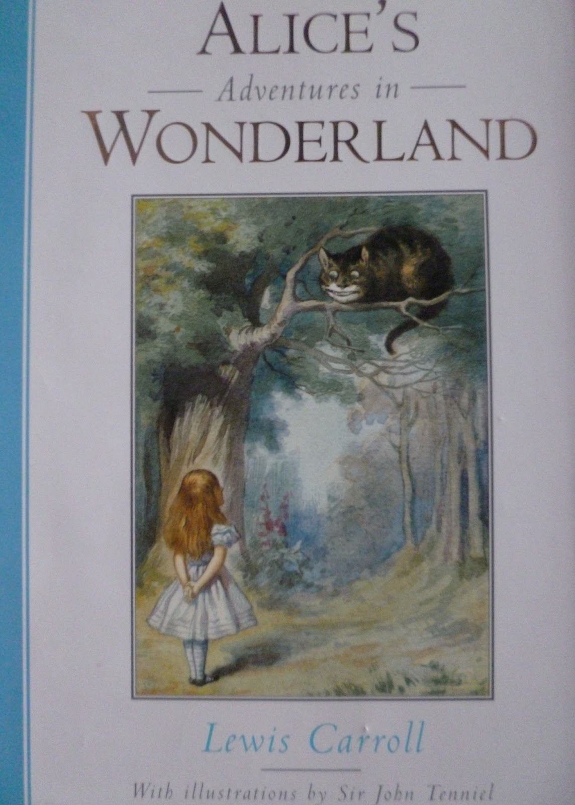 a summary and review of alice in wonderland by lewis carroll Generally it received poor reviews with reviewers 'alice in wonderland a dramatization of lewis carroll's alice's adventures in wonderland.