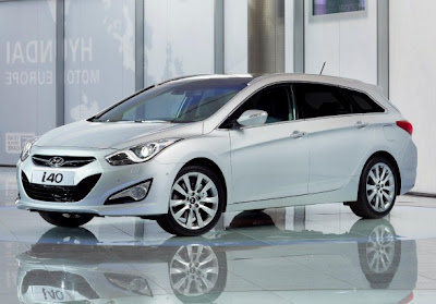 Hyundai i40 2012