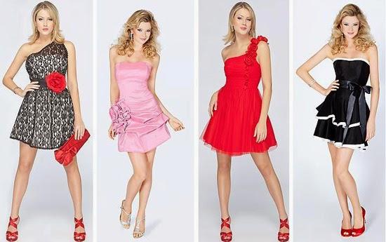 vestidos curtos despojados para festa - dicas, fotos e modelos