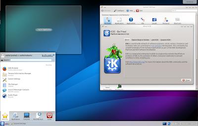 Kubuntu 14.10 Utopic Unicorn Beta 1 Plasma 4