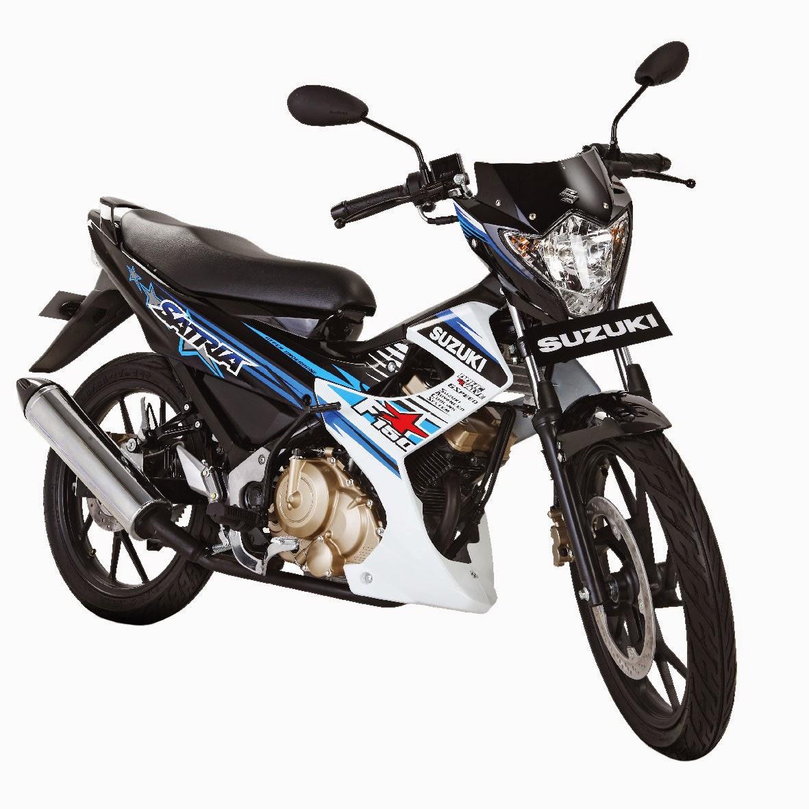 Suzuki Satria Fu 150:mezhin.blogspot.com