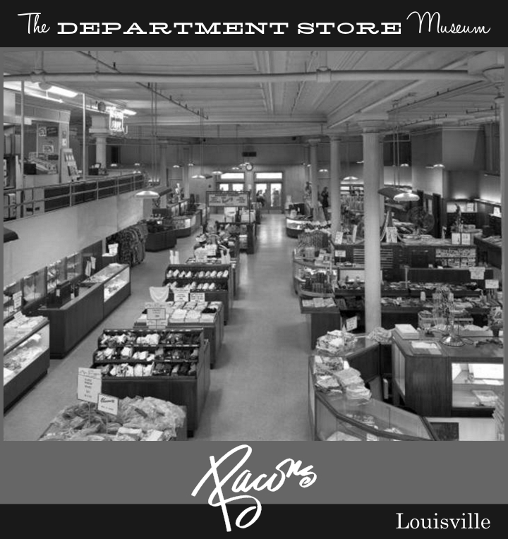 The Department Store Museum J Bacon Sons Louisville Kentucky