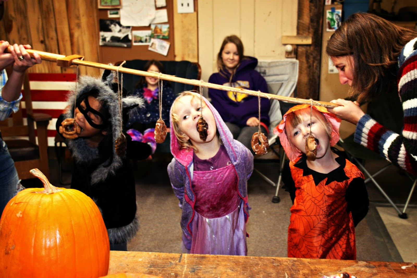 Only a Mama knows: Hauck Halloween Party