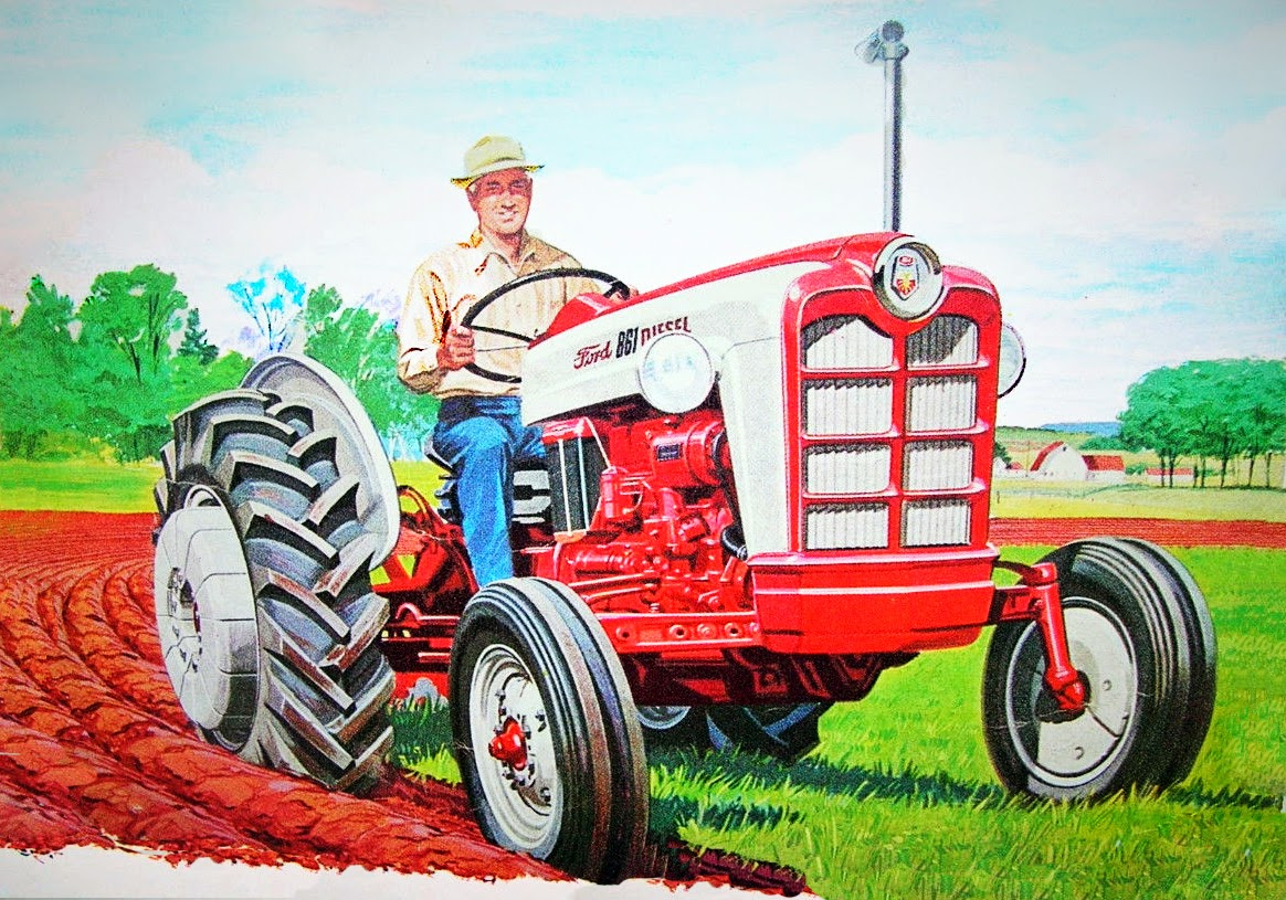 8n Ford Art : Ford decals forum yesterday s tractors