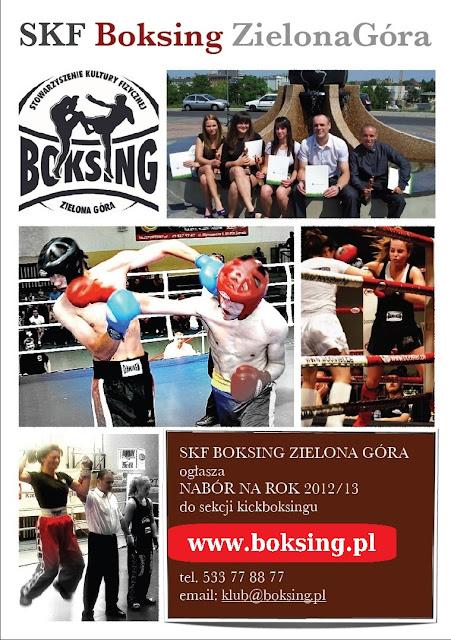 kickboxing Zielona Góra