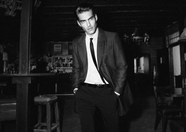 Jon Kortajarena and Sean O'Pry Zara F/W 2012-2013