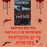 http://viajagraciasaloslibros.blogspot.com.es/2014/09/sorteo-red-hill.html