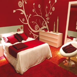 how to decorate bedroom walls - Decorate Bedroom