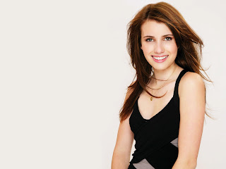 Emma Roberts Hotel For Dogs Shoot Free HD wallpapers