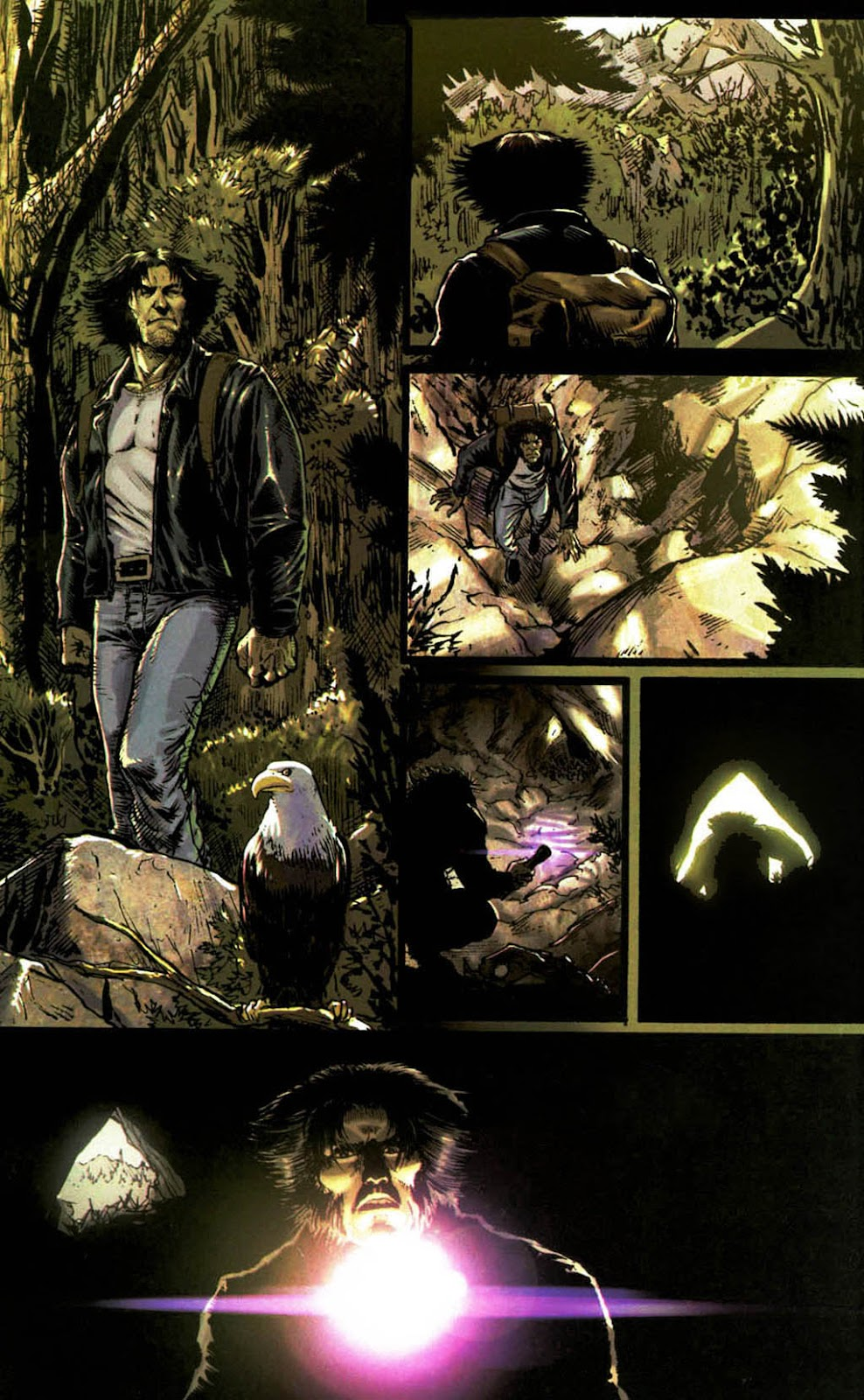 Read online Wolverine (2003) comic -  Issue #14 - 15