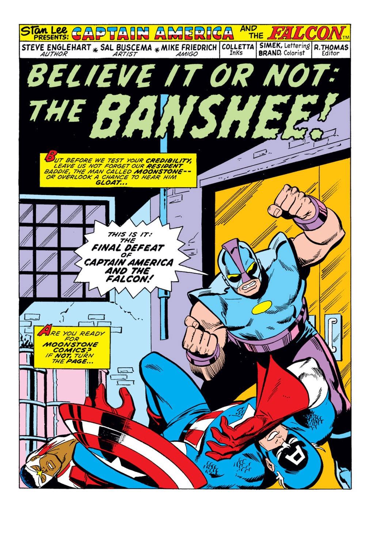 Captain America (1968) Issue #172 #86 - English 2