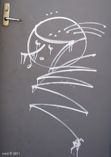 door scrawl