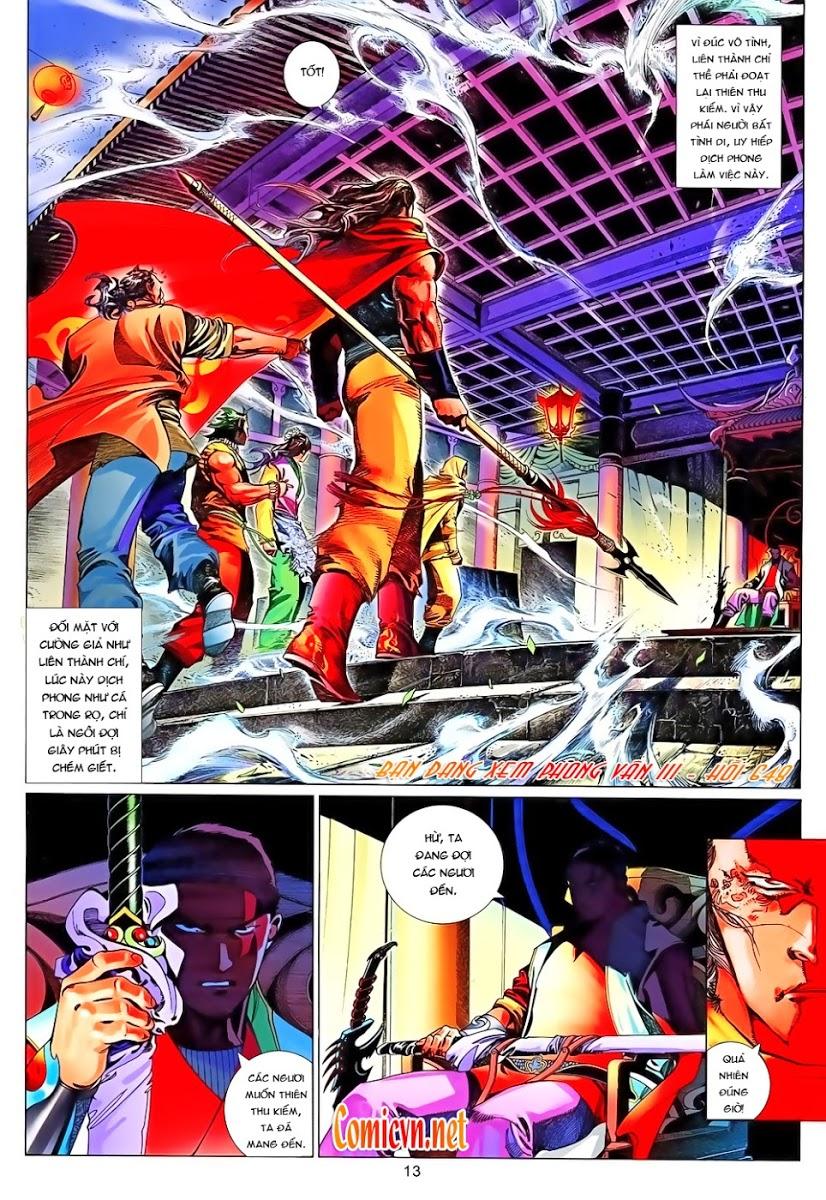 Phong Vân chap 648 Trang 11 - Mangak.info
