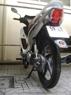 Honda Future X FI 08