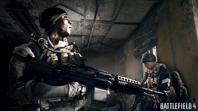 Close - Battlefield 4