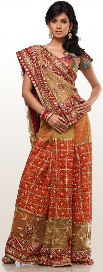 Amazing Clothing In India Depends Mainly On Region Due To Variations In