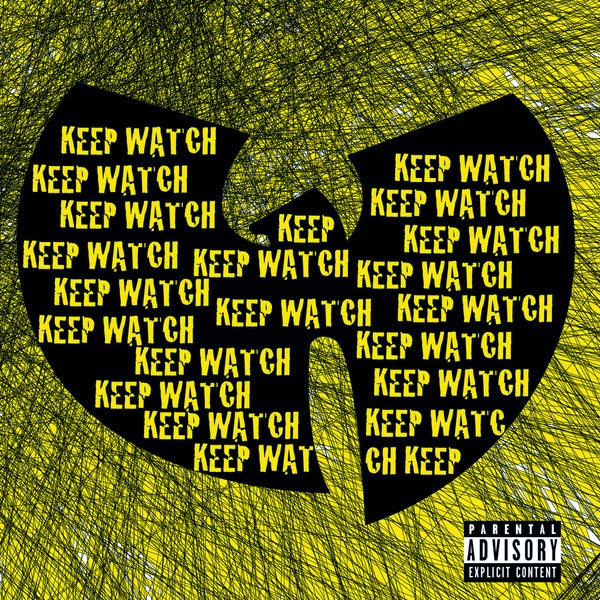 Wu-Tang Clan - Keep Watch (feat. Nathaniel) - Single Cover